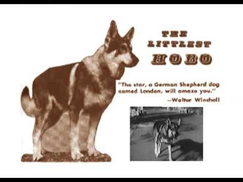 The Littlest Hobo Japanese Opening song 名犬ロンドン