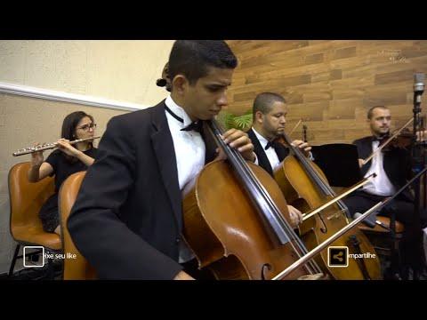 Mais Perto do Meu Deus  Música Evangélica para Casamento  Coral e Orquestra Sognatori Per Caso