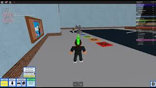 playing roblox with ism knock-knock