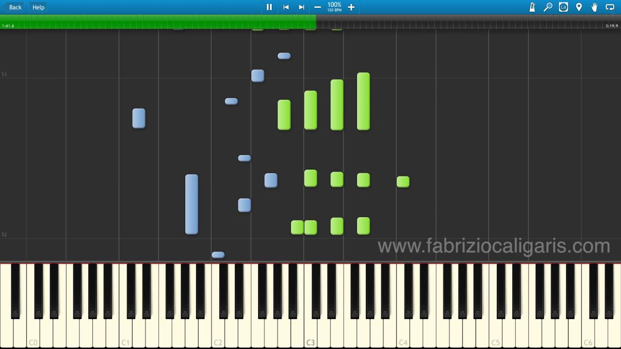 have yourself a merry little christmas piano cover tutorial pdf