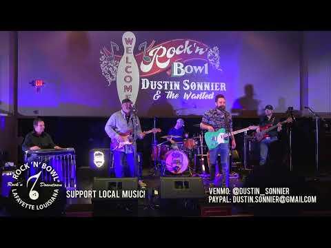 Dustin Sonnier LIVE @ Rock'n'Bowl de Lafayette