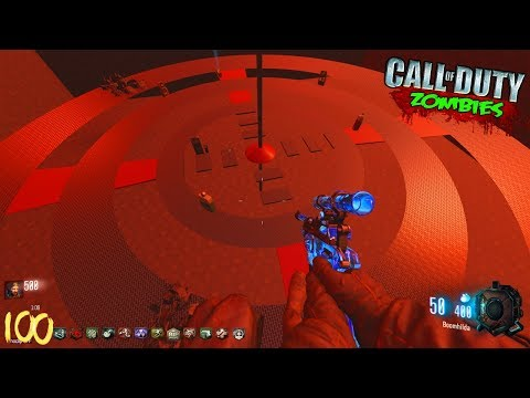 ROTATING ELEVATOR CUSTOM ZOMBIES (SURVIVE UNTIL THE TOP) (Black Ops 3 Zombies)