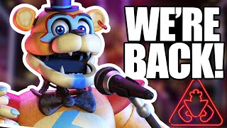 FNAF SECURITY BREACH REUNITED SOME THEORISTS...