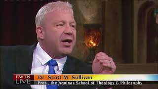 EWTN Live - 2018-03-14 - Dr. Scott Sullivan