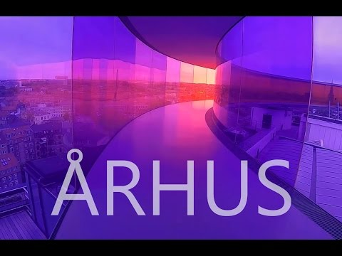 TRAVEL 1 - ОРХУС , ДАНИЯ ( AARHUS , DENMARK )