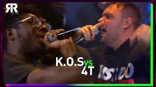 K.O.S. vs 4T | Semifinales | RÉPLICA