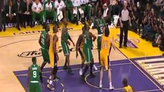 Kobe Bryant Hand Down Man Down -HD