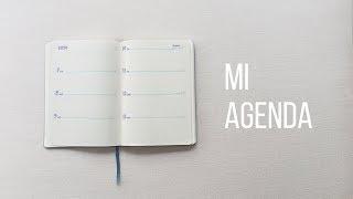 Cómo me organizo la agenda