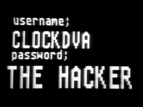 Clock DVA - The Hacker (HQ)