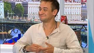 Актёр театра и кино Кирилл Жандаров в программе
