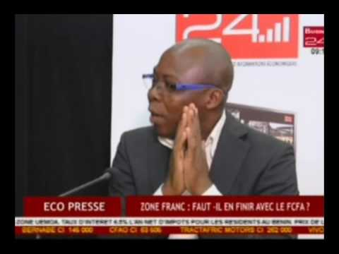 Business 24 / Eco Presse - Zone Franc : Faut il en finir ave