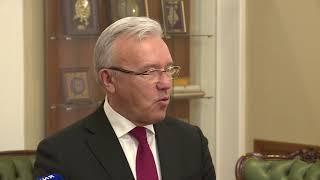 Губернатор Красноярского края Александр Усс прокомментировал повышение своей зарплаты