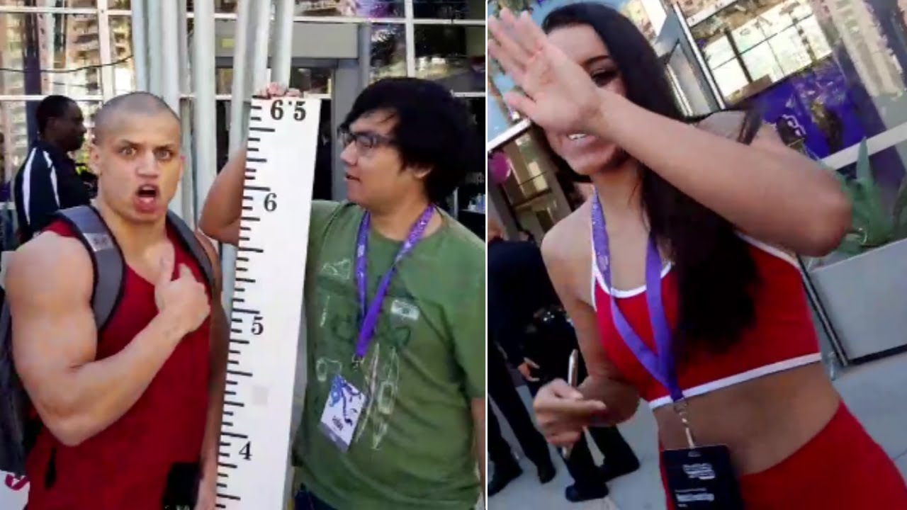 Boxbox Girlfriend Tyler1 Proves he is 6�...