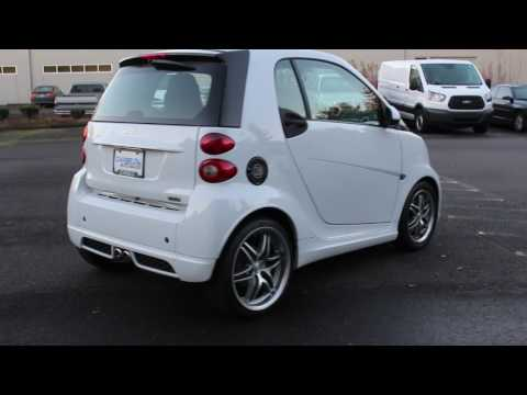 2013 Smart Fortwo Brabus Walk Around Review D'Angelo Auto Sales