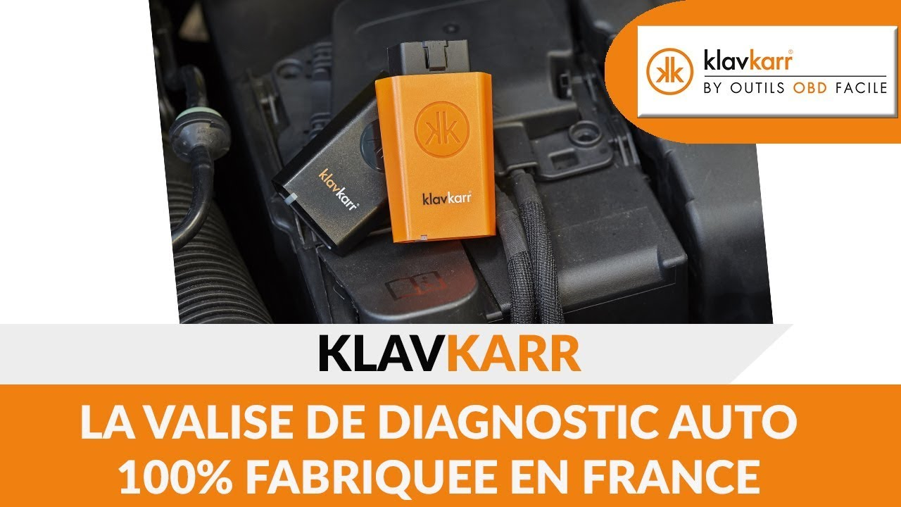 Car diagnostic scanner ELM327 OBD2 - Outils OBD Facile