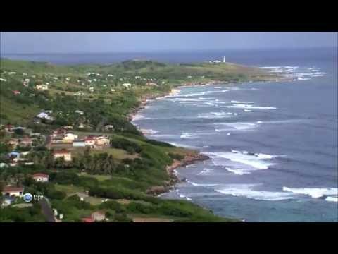 Райские остров - Гваделупа. Paradise Island - Guadeloupe