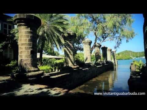 Paradise Awaits You in Antigua and Barbuda
