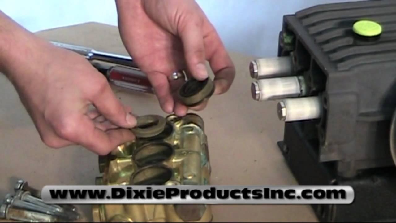 How To Rebuild A General Pump