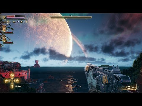 The Outer Worlds Free Roam Part 1