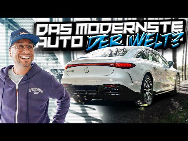 JP Performance - Mercedes-Benz EQS | Das modernste Auto der Welt?