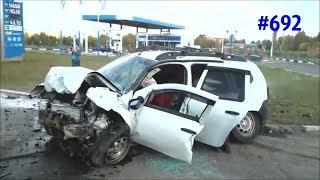 ☭★Подборка Аварий и ДТП/от 25.09.2018/Russia Car Crash Compilation/#692/September2018/#дтп#авария