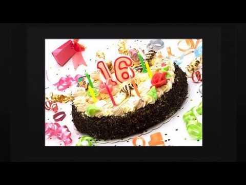 Поздравления с днем рождения 16 юных лет
