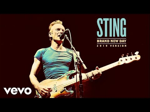 Sting - Brand New Day (2019 Version/Audio)