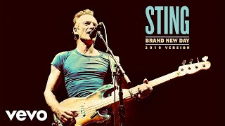 Sting - Brand New Day (Official 2019 Audio Version)