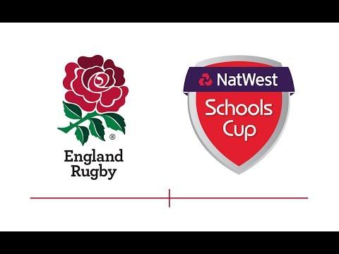 NatWest Schools Cup - Champions Trophy Quarter-Final - Bedford School vs. Canford School