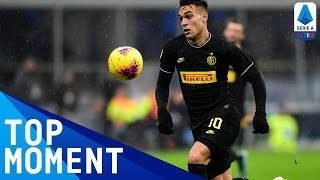 Lautaro Double Sends Conte's Side Top of Serie A | Inter 2-1 Spal | Top Moment | Serie A