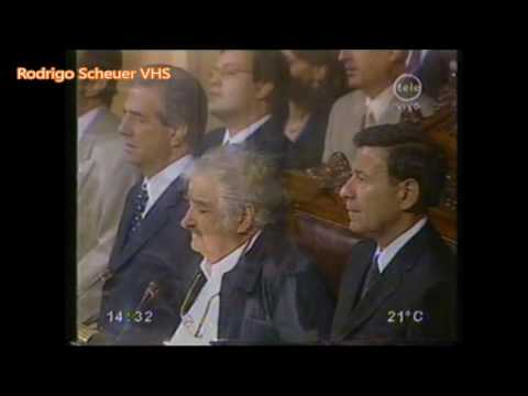 [Parte 02de02] Asunción Presidencial - Tabaré Vázquez (2005, Uruguay)
