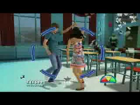 High School Musical 3 - Wii Trailer