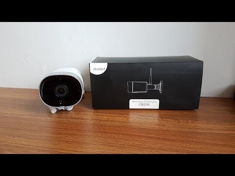 AVSTART Outdoor Bullet CCTV Camera - REVIEW & UNBOXING
