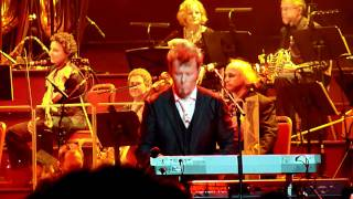 "a-ha live ~ ""Maybe, Maybe"" - Royal Albert Hall London 08/10/2010"