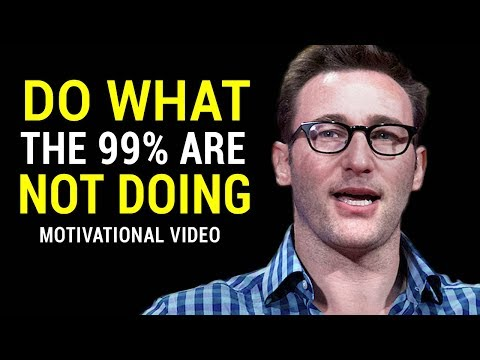 Simon Sinek's Life Advice Will Change Your Future (MUST WATCH)