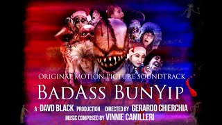 Horror Film Badass Bunyip written and produced by David Black, Film Score Music by Vinnie Camilleri