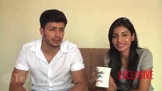 EXCLUSIVE Param & Harshita aka Randhir and Sanyukta of Sadda Haq in conversation with telly bytes..