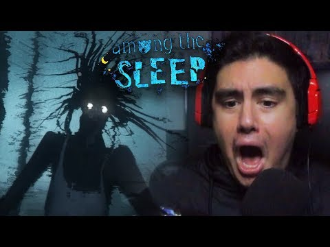 NO BABY SHOULD BE SEEING STUFF THIS CREEPY! | Among The Sleep [2]