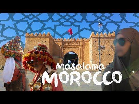 Morocco Travel Vlog Summer 2018 - Part 8 - GOODBYE Oujda & MOROCCO
