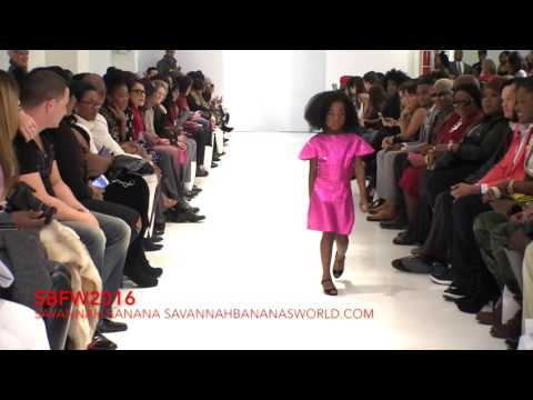 SMALL BOUTIQUE FASHION WEEK PRESENTS SAVANNAH BANANA