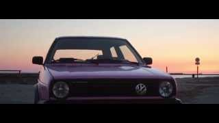 The Story of a Pink VW Golf MK2