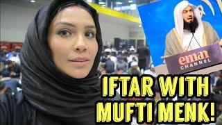 IFTAR WITH MUFTI MENK! | Maliha's Ramadan