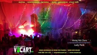 VOCART Demo Mix 100% Live - fragmenty 28 utworów z koncertu - mega Zespół Na Imprezę Wesele Event