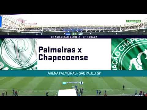 PALMEIRAS 0 ⃣ 0 CHAPECOENSE MELHORES MOMENTOS BRASILEIRÃO 3 (29/04/2018)