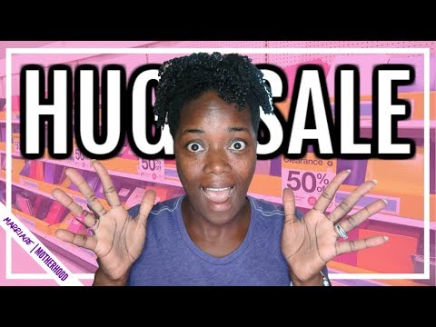 HUGE CLEARANCE 🎯 Target Back to school Shopping | Target Haul
