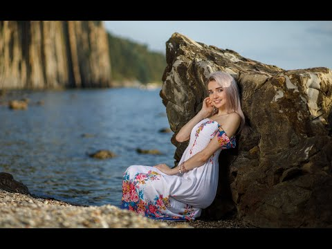 Canon EOS R Beach Portrait Photography Behind The Scenes