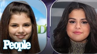 Watch selena gomez go from child actor to sexy starlet! subscribe peopletv ►► http://bit.ly/subscribepeopletv stay on top of all the latest celebrity goss...