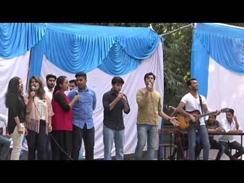 Bollywood MashUp Group Song