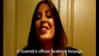 Primo video messaggio di Guendalina Tavassi per i Fan!