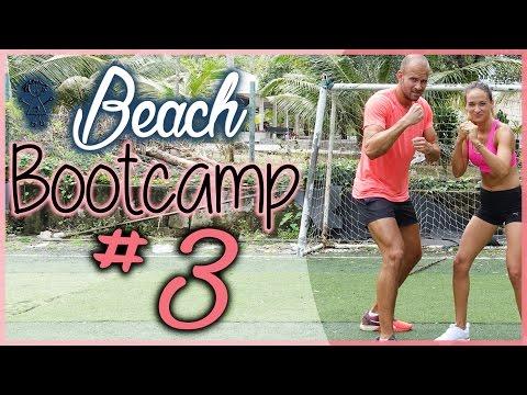 Bauch Beine Po und Oberkörper Zuhause trainieren - Homeworkout - Bootcamp #3